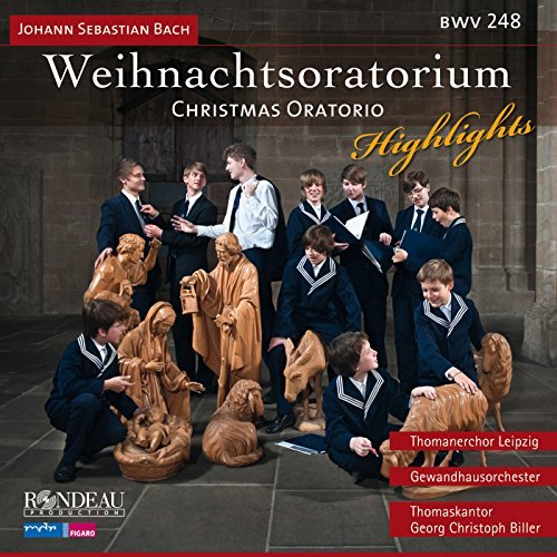 Bach Biller Danz Petzold Weihnachtsoratorium Highlights
