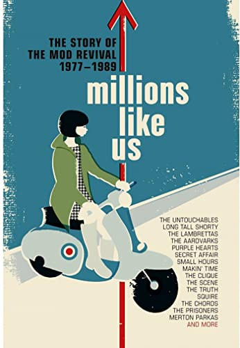 Millions Like Us Story Of The Mod Revival 1977 1989 Millions Like Us Story Of The Mod Revival 1977 1989 Import Gbr 4 CD