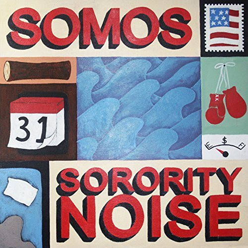 Somos Sorority Noise Split