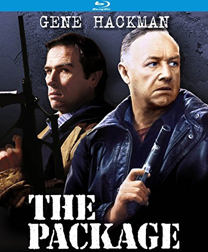 The Package Hackman Jones Blu Ray R
