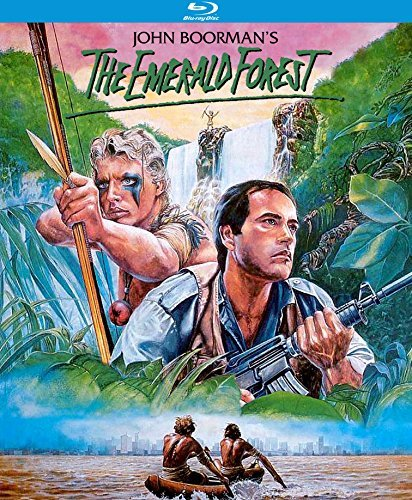 Emerald Forest Boothe Foster Blu Ray R