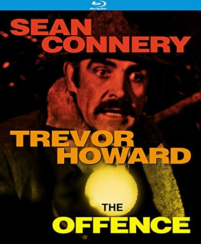 Offence Connery Howard Blu Ray R