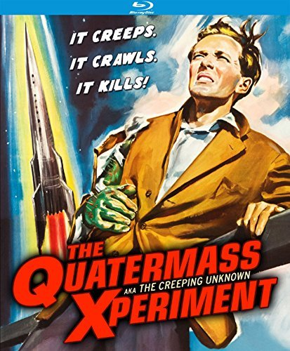 Quatermass Xperiment Donlevy Warner Blu Ray Nr