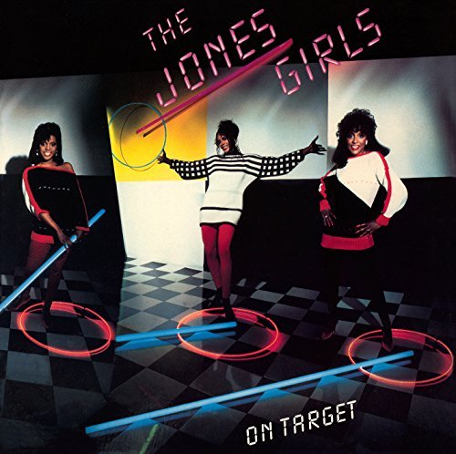 Jones Girls On Target