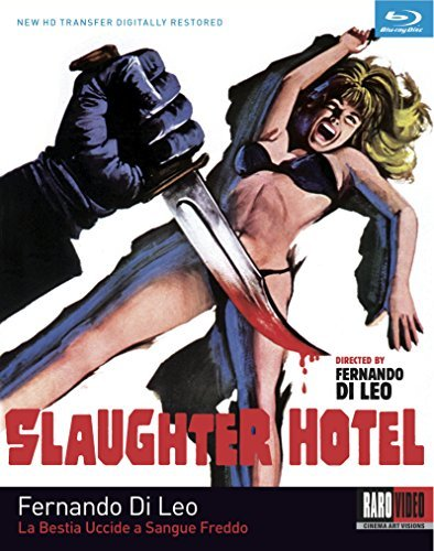 Slaughter Hotel Slaughter Hotel Blu Ray Nr