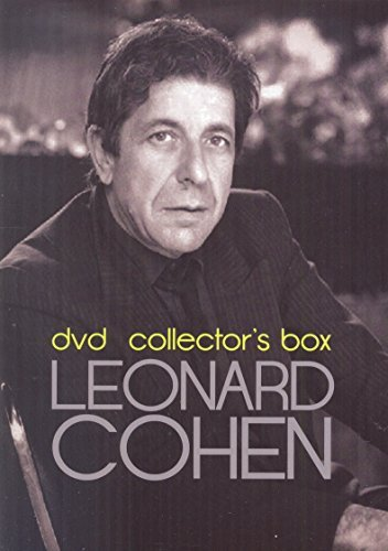 Leonard Cohen DVD Collectors Box