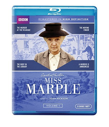 Miss Marple Volume 1 Blu Ray