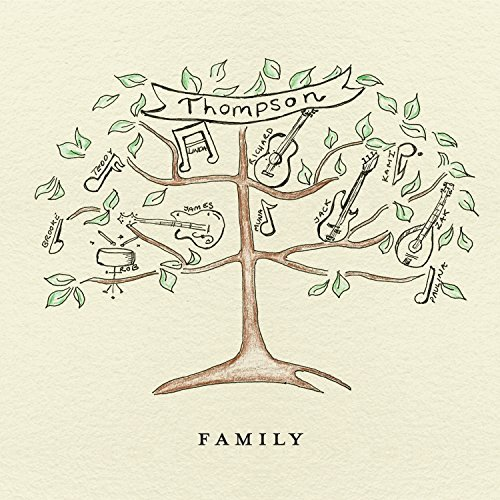 Thompson Family Deluxe CD DVD