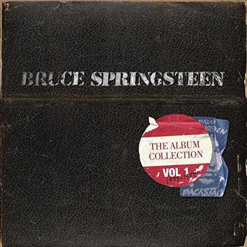 Bruce Springsteen Album Collection Vol. 1 1973 1984 1973 1984