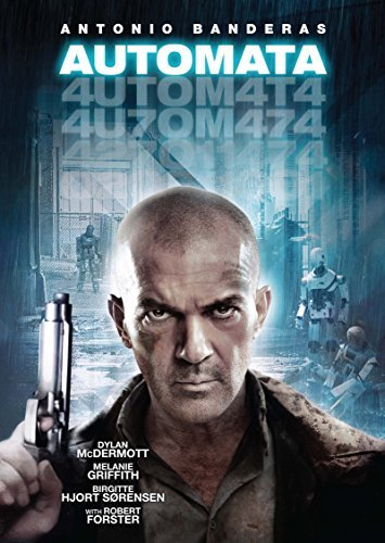 Automata Banderas Griffith Mcdermott DVD