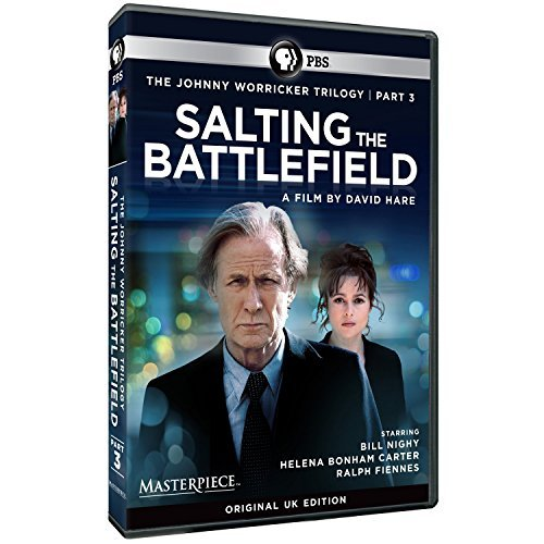 Worricker Salting The Battlefield Masterpiece DVD Nr