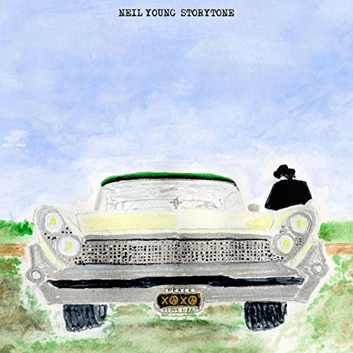 Neil Young Storytone 2cd