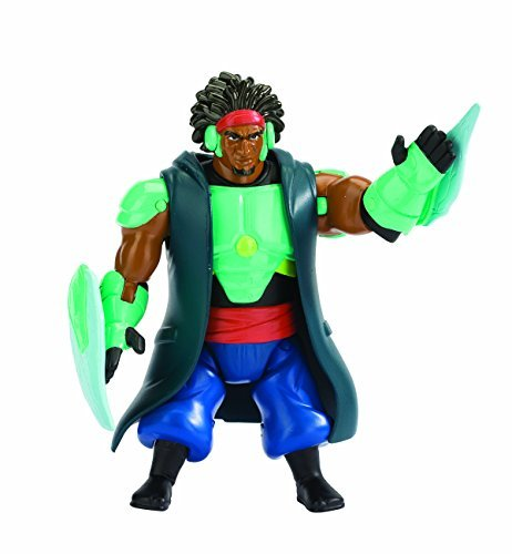 Action Figure Big Hero 6 Wasabi No Ginger