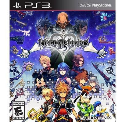 Ps3 Kingdom Hearts Ii.5 Hd Remix Kingdom Hearts Ii.5 Hd Remix