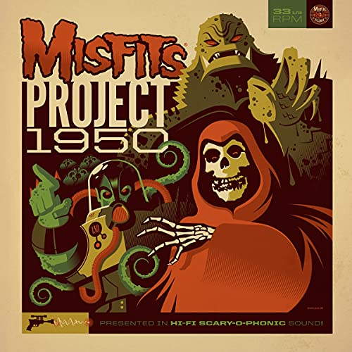 Misfits Project 1950 Expanded Edition
