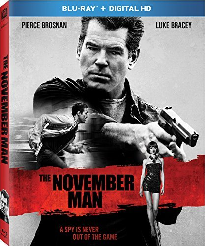 November Man Brosnan Bracey Blu Ray Dc R