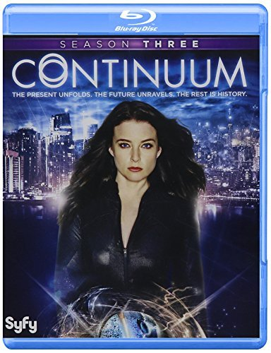 Continuum Season 3 Blu Ray