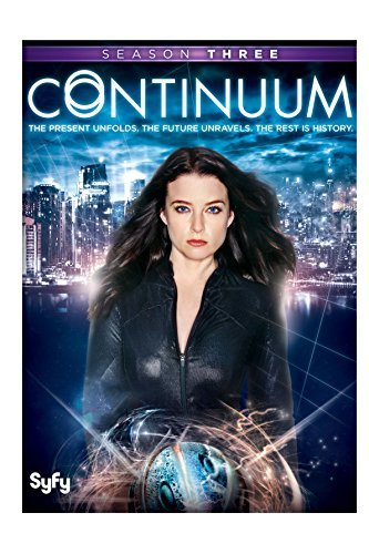 Continuum Season 3 DVD