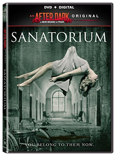 Sanatorium After Dark Originals DVD R