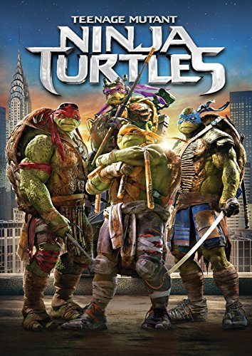 Teenage Mutant Ninja Turtles (2014) Fox Arnett DVD Pg13