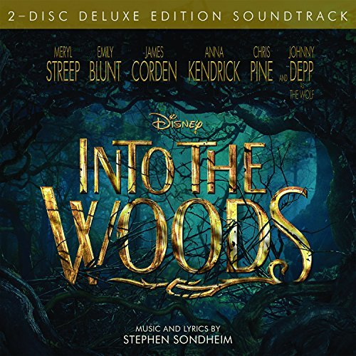 Into The Woods Soundtrack Deluxe Edition