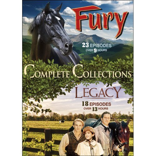 Legacy & Fury Complete Collec Legacy & Fury Complete Collec