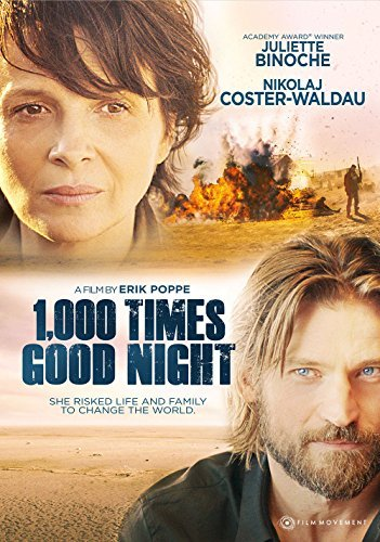 1000 Times Good Night Binoche Coster Waldau DVD Nr