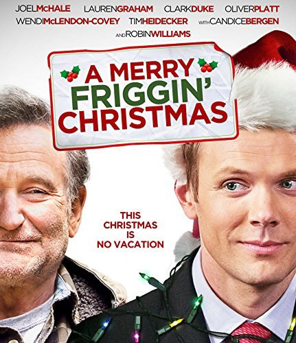 Merry Friggin Christmas Williams Mchale Blu Ray Nr