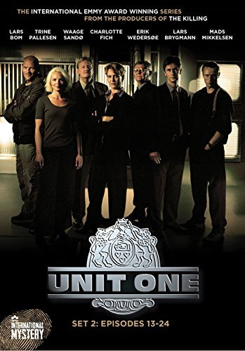 Unit One Series 2 DVD