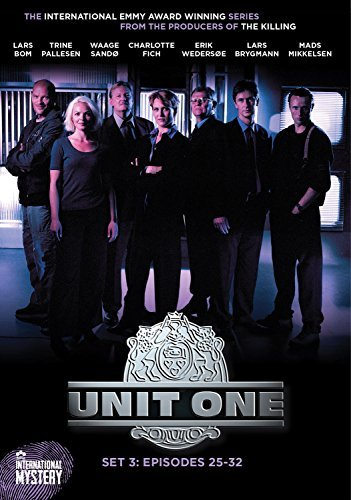 Unit One Series 3 DVD