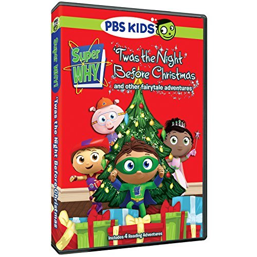 Super Why Twas The Night Befo Super Why Twas The Night Befo