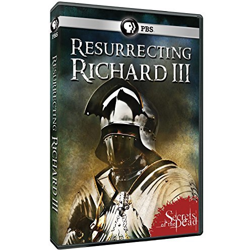 Secrets Of The Dead Resurrecting Richard Iii DVD