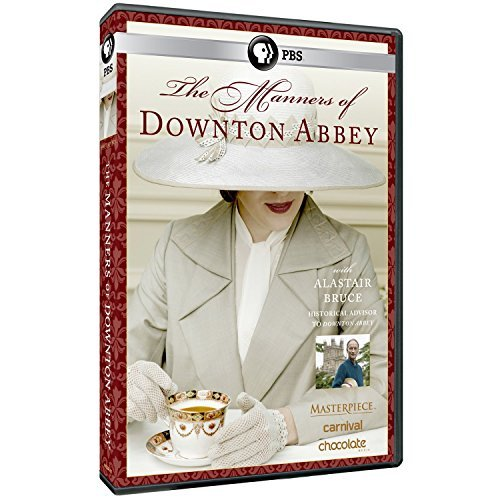 Downton Abbey The Manners Of Downton Abbey DVD