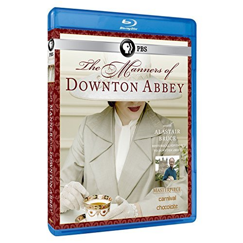 Downton Abbey The Manners Of Downton Abbey Blu Ray