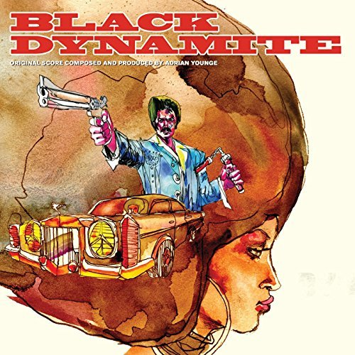 Adrian Younge Black Dynamite Deluxe Edition Import Gbr 2 CD