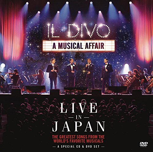 Il Divo Musical Affair Live In Japan