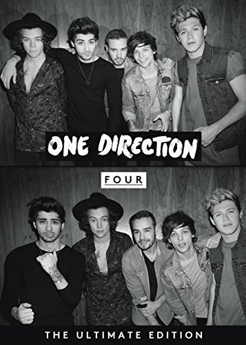 One Direction Four Deluxe Edition