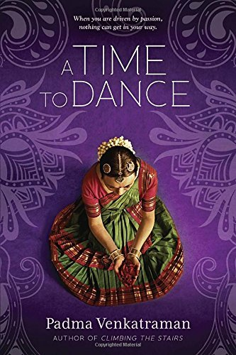 Padma Venkatraman A Time To Dance