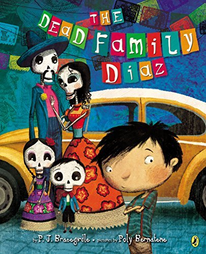 P. J. Bracegirdle The Dead Family Diaz