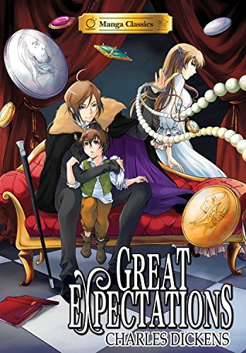 Dickens Great Expectations Manga Classics