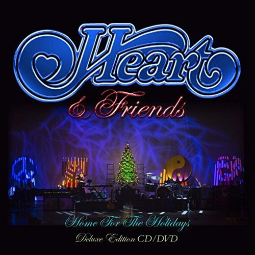 Heart & Friends Home For The Holidays