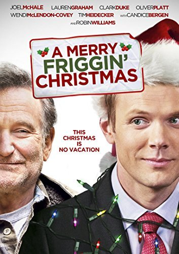 Merry Friggin Christmas Williams Mchale DVD Nr