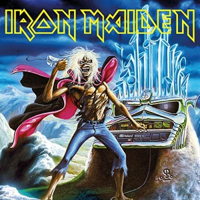 "Iron Maiden Run To The Hills Live (7"")"