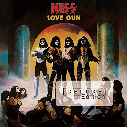 Kiss Love Gun Deluxe Edition