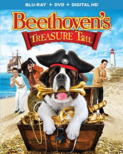 Beethoven's Treasure Tail Beethoven's Treasure Tail Blu Ray Pg