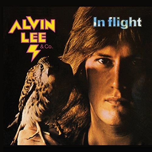 Alvin Lee In Flight