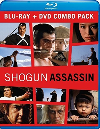 Shogun Assassin Shogun Assassin Blu Ray DVD R