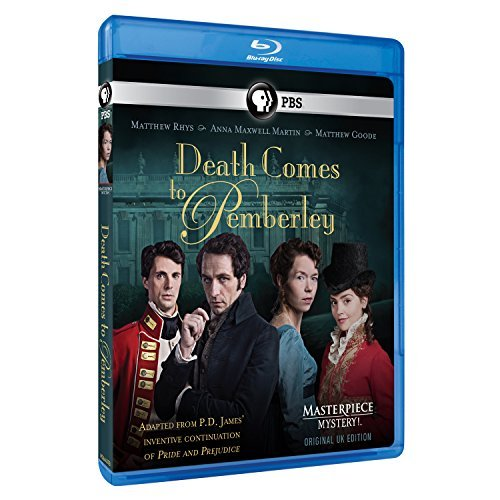 Death Comes To Pemberley Masterpiece Blu Ray Nr