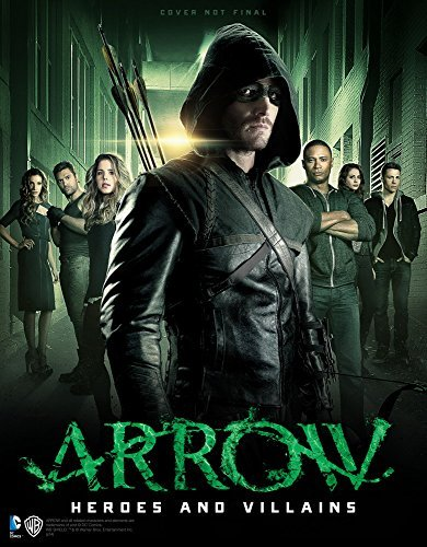 Nick Aires Arrow Heroes And Villains