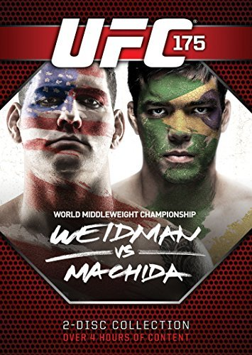 Ufc 175 Weidman Vs. Machida